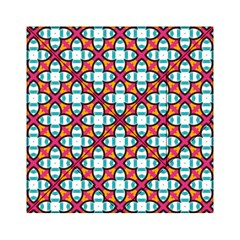 Cute Pattern Gifts Acrylic Tangram Puzzle (6  x 6 )