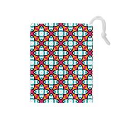 Cute Pattern Gifts Drawstring Pouches (medium)