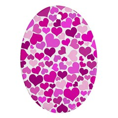 Heart 2014 0931 Ornament (oval)