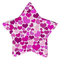 Heart 2014 0931 Ornament (star)