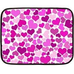 Heart 2014 0931 Fleece Blanket (mini)