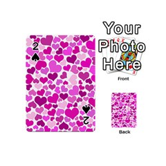 Heart 2014 0931 Playing Cards 54 (Mini)
