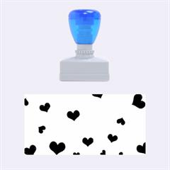 Heart 2014 0931 Rubber Stamps (Medium)