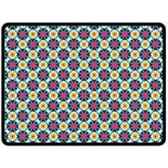 Cute Pattern Gifts Fleece Blanket (Large)