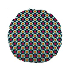 Cute Pattern Gifts Standard 15  Premium Round Cushions