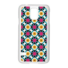 Cute Pattern Gifts Samsung Galaxy S5 Case (white)
