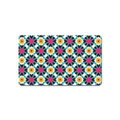 Cute Pattern Gifts Magnet (name Card)