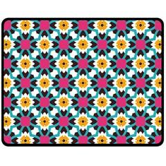 Cute Pattern Gifts Fleece Blanket (Medium)