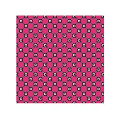 Cute Pattern Gifts Small Satin Scarf (Square)