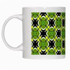 Cute Pattern Gifts White Mugs