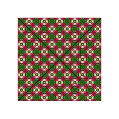 Cute Pattern Gifts Acrylic Tangram Puzzle (4  x 4 )