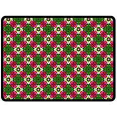 Cute Pattern Gifts Double Sided Fleece Blanket (Large)