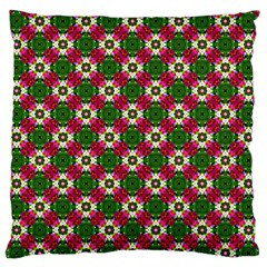 Cute Pattern Gifts Large Flano Cushion Cases (one Side)