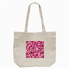 Heart 2014 0932 Tote Bag (Cream)