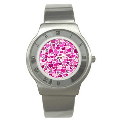 Heart 2014 0932 Stainless Steel Watches