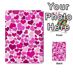 Heart 2014 0932 Multi Purpose Cards (rectangle)