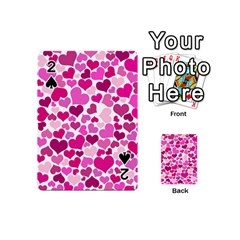 Heart 2014 0932 Playing Cards 54 (Mini)