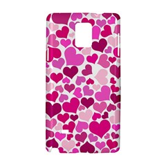Heart 2014 0932 Samsung Galaxy Note 4 Hardshell Case