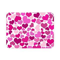 Heart 2014 0932 Double Sided Flano Blanket (mini)