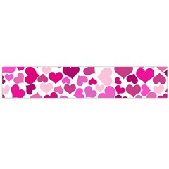 Heart 2014 0932 Flano Scarf (Large)