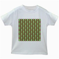 Cute Pattern Gifts Kids White T Shirts