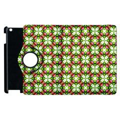 Cute Pattern Gifts Apple Ipad 2 Flip 360 Case