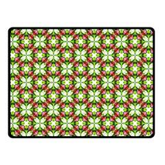 Cute Pattern Gifts Double Sided Fleece Blanket (Small)