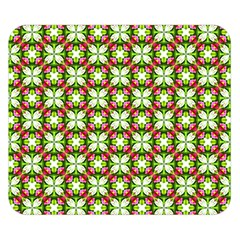 Cute Pattern Gifts Double Sided Flano Blanket (Small)