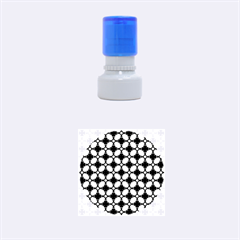 Cute Pattern Gifts Rubber Round Stamps (Small)