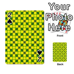 Cute Pattern Gifts Playing Cards 54 Designs