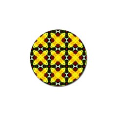 Cute Pattern Gifts Golf Ball Marker