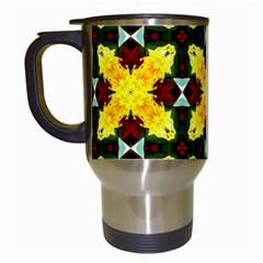 Cute Pattern Gifts Travel Mugs (white)