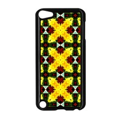 Cute Pattern Gifts Apple Ipod Touch 5 Case (black)