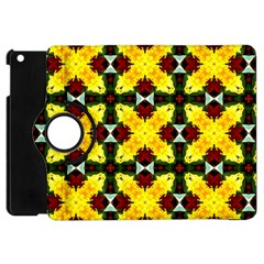 Cute Pattern Gifts Apple Ipad Mini Flip 360 Case
