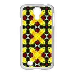 Cute Pattern Gifts Samsung Galaxy S4 I9500/ I9505 Case (white)
