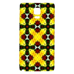 Cute Pattern Gifts Galaxy Note 4 Back Case