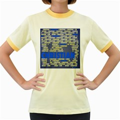 Christian Women s Fitted Ringer T Shirts