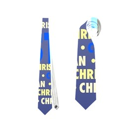 Christian Neckties (Two Side)