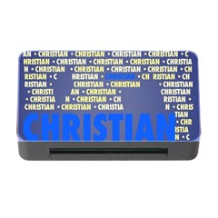Christian Memory Card Reader with CF