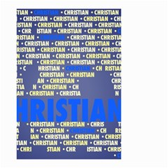 Christian Small Garden Flag (Two Sides)