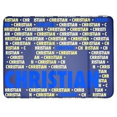 Christian Samsung Galaxy Tab 7  P1000 Flip Case