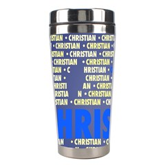 Christian Stainless Steel Travel Tumblers