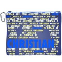 Christian Canvas Cosmetic Bag (xxxl)