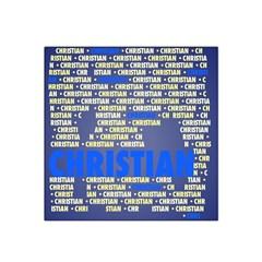 Christian Satin Bandana Scarf