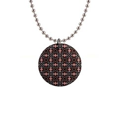 Cute Pattern Gifts Button Necklaces