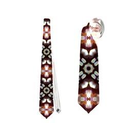 Cute Pattern Gifts Neckties (Two Side)