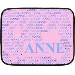 Anne Fleece Blanket (mini)