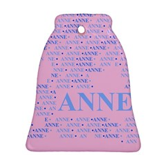 Anne Ornament (Bell)