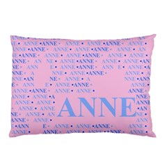 Anne Pillow Cases (two Sides)