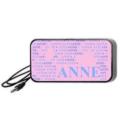 Anne Portable Speaker (black)